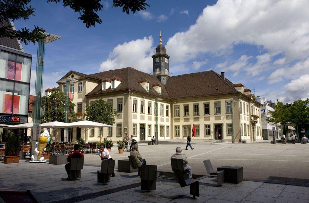 Goeppingen Rathaus