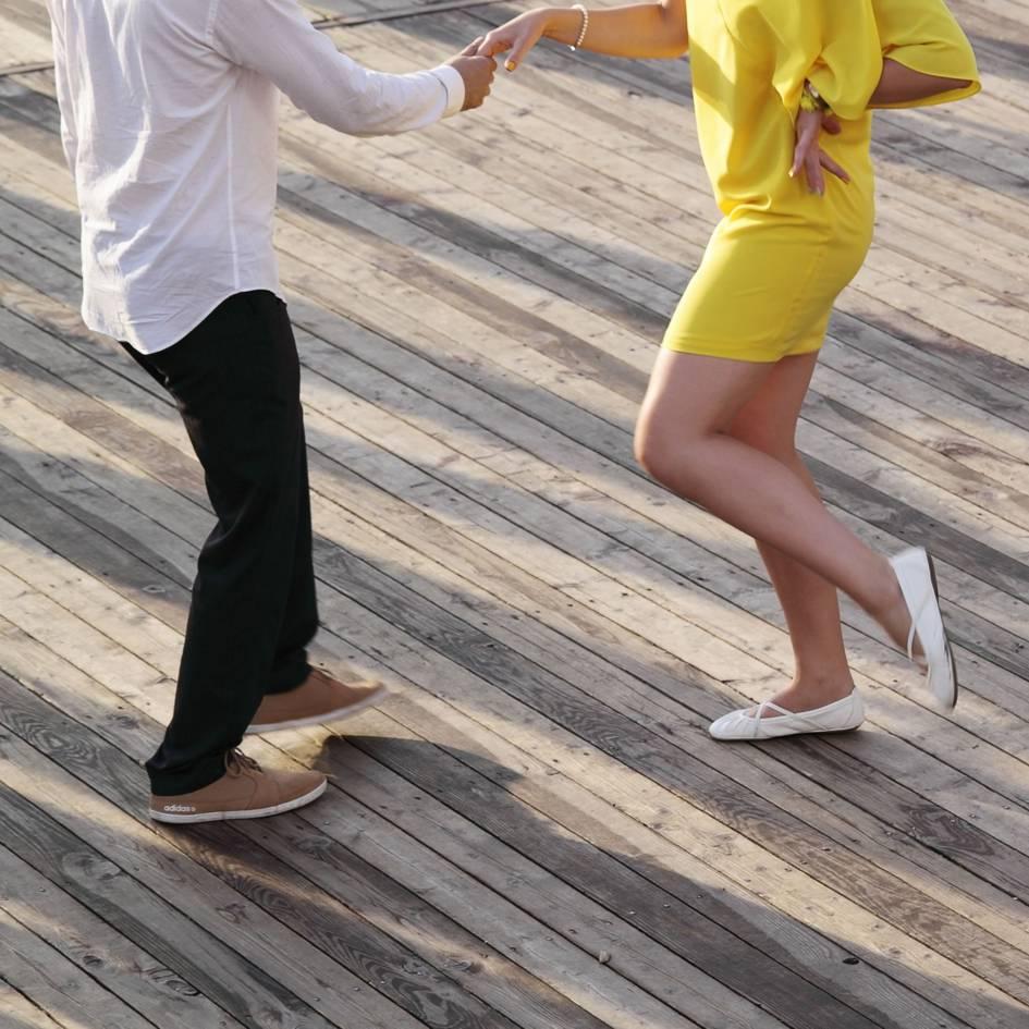 Tanzen beim Schi-Verein Stuttgart-Vaihingen